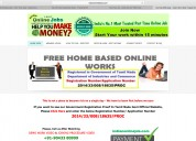 Best and easy online home based part time jobs - g