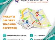 Pickup tracking app