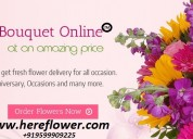 Online flower delivery in delhi call @+91959990922