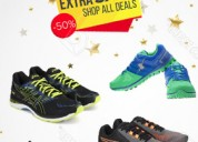 Purchase spectacular sports footwear in ahmedabad
