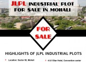 Jlpl industrial plots for sale in mohali