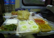 Train food service works great for those traveling