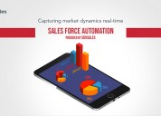 sales process automation | an roi- oriented techno