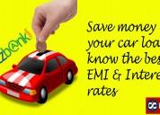 Know kotak mahindra car loan at lowest roi through