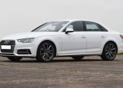 Audi a4 series car hire jaipur