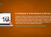 Magento ecommerce development agency