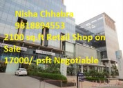 98l8894553 global foyer mall retail shop in resale