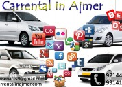 Car rental ajmer rajasthan , ajmer car rental ,