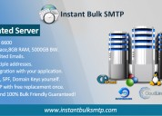 Dedicated email marketing smtp servers