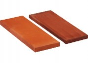 Terracotta tiles for flooring and cladding