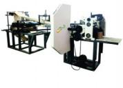 Paper bag making machine for bakery - naga machine