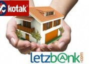 Know kotak mahindra bank home loan at lowest roi t
