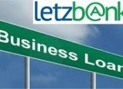Avail hdfc bank business loan at letzbank