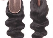 Human hair wefts | closures