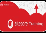 Get started your career with sitecore training