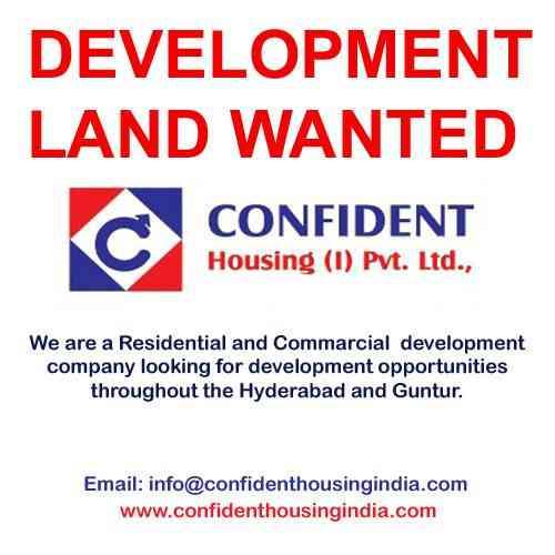 Development Land Wanted