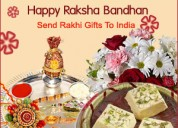 Rakhi return gifts for sisters to rajkot