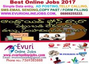 Requirement for part time Internet Based Works
