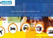 Travel agency software for travelladder