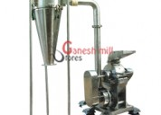 Flour mill machinery, pulverizer and grinders