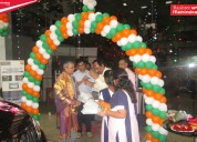 mahindra cars showroom and dealership coimbatore