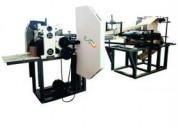 Medicine paper bag machine - naga machines