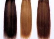 Human hair wefts | machine hair wefts