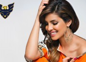Priya golani number one journalist in india