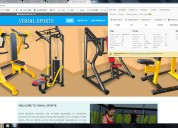 Best exercise equipment manufacture in india