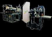 Paper bag making machine - bharath bag machine