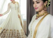 Buy designer anarkali suits online in india