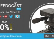 Avail flat 10% discount on live streaming device