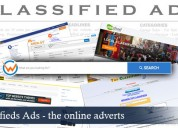Top 20 high ranking classified ads submission site