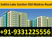 Sobha lake garden apartments - old madras road blr