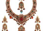 Buy necklace online in india, mumbai goregaon