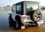Thar hardtop modification accessories in chennai