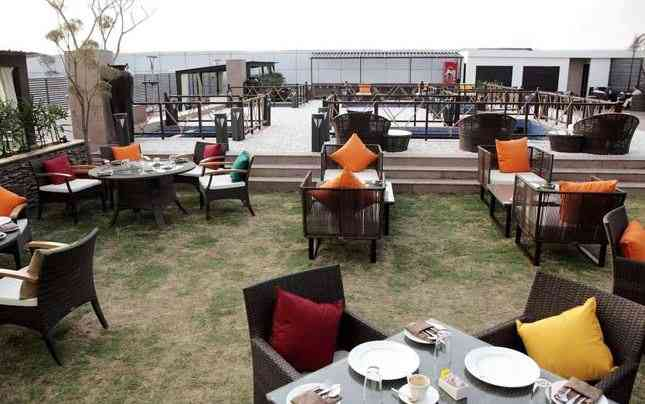 Birthday party places Noida
