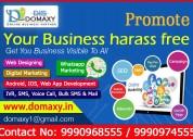 Domaxy - web designing company in delhi