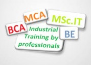 Bca project training institute in ahmedabad