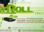 Payroll outsourcing delhi ncr