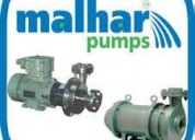 Motorised barrel pump supplier