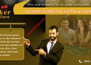 Poker in south delhi | live poker in delhi | poker