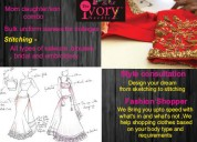 Women's boutique , stitching & embroidery ,women's