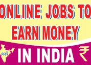 Part time jobs available - earn rs.1000/- daily
