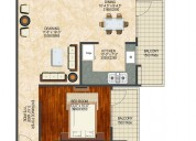 3bhk flats at raj nagar extension
