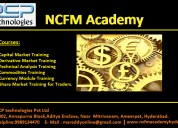 Ncfm academy hyderabad reviews