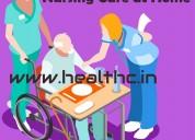 Home nursing care services in mumbai
