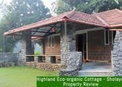 Cottages in coonoor, resorts in coonoor