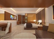 Awesome commercial interior design in ahmedabad