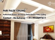 Parifalseceiling-false ceiling in tiruvarur